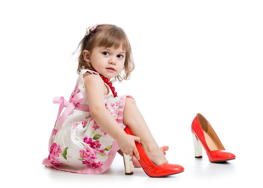 детски обувки а момичета